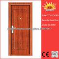 Entrada de acero puerta de seguridad residencial en venta SC-S062