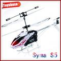 SYMA S5 infrarrojos 3CH control remoto RC Helicóptero con giro