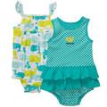 vestido de ropa para bebés
