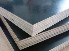 China Press hojas de madera contrachapada de melamina calientes
