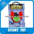 plástico macio loveing brinquedo novidade itens de promoção para as crianças sticky brinquedo dedo