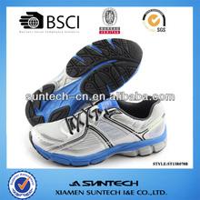 de la pu y de malla de aire de los hombres del deporte zapatos para correr