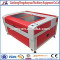 placa abs máquina de gravação a laser/garrafa de vidro máquina de corte a laser