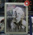chino de metal arte de la pared imágenes chicas sexy