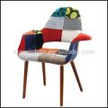 Multicolores silla tapizada ow-123