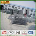 ( iso9001:2008) qualidade galvanizado gabion cesta de malha de arame fabricante e exportador de baixo preço