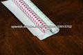impreso pvc anti- deslizamiento mesa de tapete placa