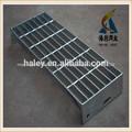 Galvanizado la banda de rodadura de la escalera de acero de rejilla, fabricante de china