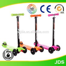 ruedas 3 los niños scooters