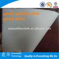 china fornecedor bom preço de polipropileno filtro de pano de fábrica