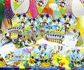 mikey mouse de cumpleaños para niños partido del tema de los suministros