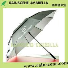 30 pulgadas y 8k doble tela parasol del coche