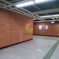 Gran losa de cubierta de pvc de plástico de madera de exterior de revestimiento de la pared (H)