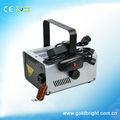 mini akg microfon 900w altavoz inalámbrico de la máquina de niebla co2 jet