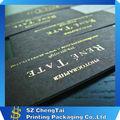 Livro cartões& carimbo da folha de papel cartão