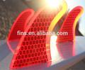 La exportación del deporte de china equipo kitesurf& personalizado surf tabla de surf fcs aletas