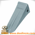 confiable IU3352RC excavadora dientes de la cuchara de la pala de roca utilizados para piezas de cubo E320