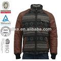 couro yamaha motos corrida jaqueta de manga para homens