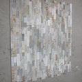 pizarra decorativa azulejos de la pared exterior de piedra