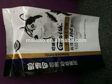 de alta calidad láminadealuminio seco de alimentos para mascotas bolsa