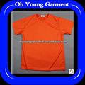 atacado camisetas em branco laranja de Futebol camisa de futebol fabricantes de vestuário chinês