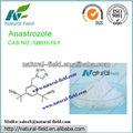 Pura anastrozol letrozol polvocas no.: 120511-73-1
