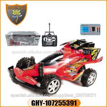 Fábrica de juguetes en shantou carreras de coches del rc 4 cannales