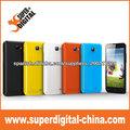 Nuevo teléfono androide MTK 6577 smartphone 3G WCDMA 850/1900/210