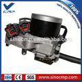 7834-40-2002 6d102 pc120lc-6 atacado preço escavadeira komatsu motor do acelerador de montagem