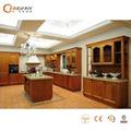 Vente chaude chine fabricant d'armoires de cuisine en bois massif, modèles de cuisine armoires murales