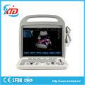 beijing konted de color del escáner de ultrasonido con dos transductor de dos puertos usb y puertos
