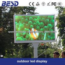 P10mm pantalla LED