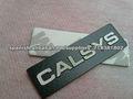 etiquetas auto-adhesivas de aluminio