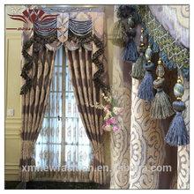 Los modelos de cenefas cortina, alemania cortina escarpada, gris elegante sala de estar cortinas y cenefas