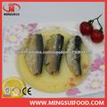 Fournir 125g sardines en conserve dans l'huile végétale