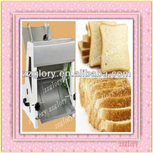 Máquina cortadora de pan/máquina de cortar pan popular en la panadería