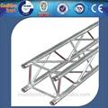 El comercio mostrar truss system, el sonido y la luz truss system, curva de celosía de aluminio