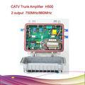 cable CATV tronco línea de amplificador / CATV extensor