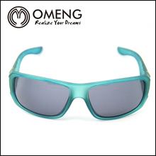 2014 más nuevo diseño transparente verde gafas de sol