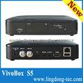 2013 hot android 4.0 4.2 vivobox s5 open nagra 3 tv box