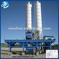 Alta Eficiencia! HZS25 Plantas De Mezcla Concreta De La Hornada