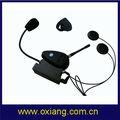 de intercomunicación 2000m casco auriculares con ptt para moto o bicicleta casco