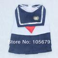 Linda escuela uniformes japonés traje de marinero uniforme A1004 primavera y el verano con descuento ropa para perros ropa para