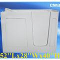 изделия из стекловолокна ходить в кадках с местом в душ roomcwb2852