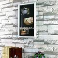 venta al por mayor para el hogar decoración de ventanas de triple baratos marco de fotos en la pared con múltiples imágenes