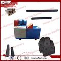 Kg 200-350/h de madera de la máquina de briquetas de aserrín