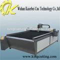 2014 alta- banco de final de corte cnc de la máquina kct-a con alta precisión