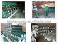 Alambre de púas/eslabón de la cadena valla( fábrica)