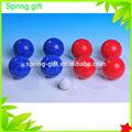juego al aire libre bocce bola de vidrio sobre o terreno arenas