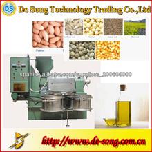 emillas de hortalizas tornillo máquinas de la prensa de aceite para la venta al por mayor